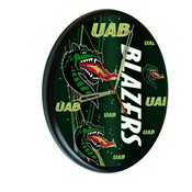 UAB Digitally Printed Wood Clock by the Holland Bar Stool Co.