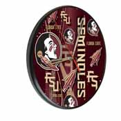 Florida State Digitally Printed Wood Clock by the Holland Bar Stool Co.