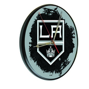 Los Angeles Kings Digitally Printed Wood Clock by the Holland Bar Stool Co.
