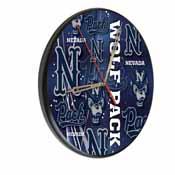 Nevada Digitally Printed Wood Clock by the Holland Bar Stool Co.