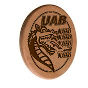 UAB Laser Engraved Wood Sign by the Holland Bar Stool Co.