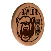 Baylor Laser Engraved Wood Sign by the Holland Bar Stool Co.