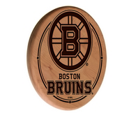 Boston Bruins Laser Engraved Wood Sign by the Holland Bar Stool Co.