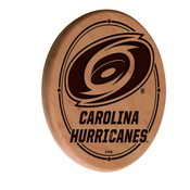 Carolina Hurricanes Laser Engraved Wood Sign by the Holland Bar Stool Co.