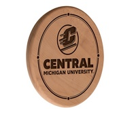 Central Michigan Laser Engraved Wood Sign by the Holland Bar Stool Co.