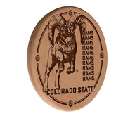 Colorado State Laser Engraved Wood Sign by the Holland Bar Stool Co.