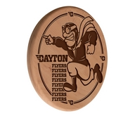 University of Dayton Laser Engraved Wood Sign by the Holland Bar Stool Co.