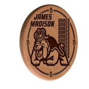 James Madison Laser Engraved Wood Sign by the Holland Bar Stool Co.