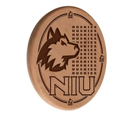 Northern Illinois Laser Engraved Wood Sign by the Holland Bar Stool Co.