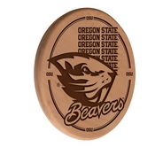Oregon State Laser Engraved Wood Sign by the Holland Bar Stool Co.