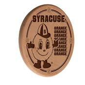 Syracuse Laser Engraved Wood Sign by the Holland Bar Stool Co.