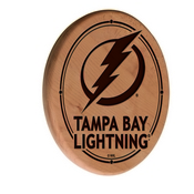 Tampa Bay Lightning Laser Engraved Wood Sign by the Holland Bar Stool Co.