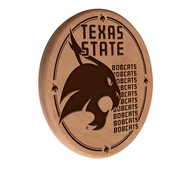 Texas State Laser Engraved Wood Sign by the Holland Bar Stool Co.