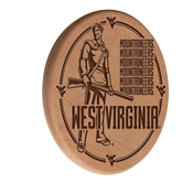 West Virginia Laser Engraved Wood Sign by the Holland Bar Stool Co.