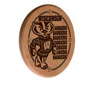 Wisconsin Laser Engraved Wood Sign by the Holland Bar Stool Co.