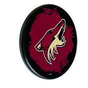 Arizona Coyotes Digitally Printed Wood Sign by the Holland Bar Stool Co.