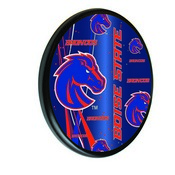 Boise State Digitally Printed Wood Sign by the Holland Bar Stool Co.