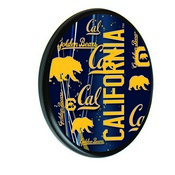 Cal Digitally Printed Wood Sign by the Holland Bar Stool Co.