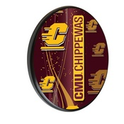 Central Michigan Digitally Printed Wood Sign by the Holland Bar Stool Co.