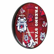 Fresno State Digitally Printed Wood Sign by the Holland Bar Stool Co.