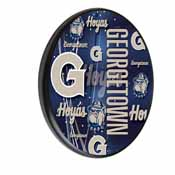 Georgetown Digitally Printed Wood Sign by the Holland Bar Stool Co.
