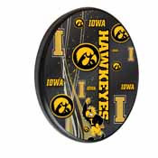 Iowa Digitally Printed Wood Sign by the Holland Bar Stool Co.