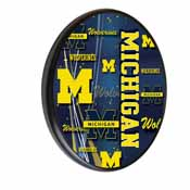 Michigan Digitally Printed Wood Sign by the Holland Bar Stool Co.