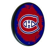 Montreal Canadiens Digitally Printed Wood Sign by the Holland Bar Stool Co.