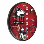 Northern Illinois Digitally Printed Wood Sign by the Holland Bar Stool Co.