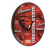 Oregon State Digitally Printed Wood Sign by the Holland Bar Stool Co.