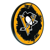 Pittsburgh Penguins Digitally Printed Wood Sign by the Holland Bar Stool Co.