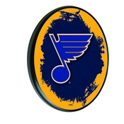 St Louis Blues Digitally Printed Wood Sign by the Holland Bar Stool Co.