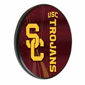 USC Trojans Digitally Printed Wood Sign by the Holland Bar Stool Co.