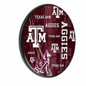 Texas A&M Digitally Printed Wood Sign by the Holland Bar Stool Co.