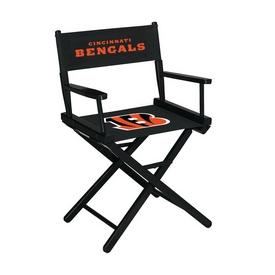 Cincinnati Bengals Table Height Directors Chair