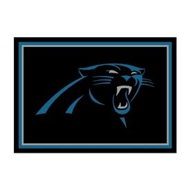 Carolina Panthers 4'x6' Spirit Rug