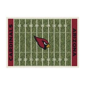 Arizona Cardinals 6'x8' Homefield Rug