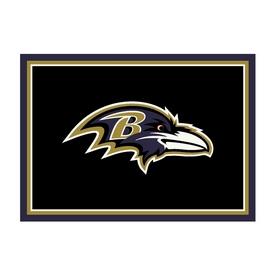 Baltimore Ravens 6'x8' Spirit Rug