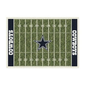 Dallas Cowboys 8'x11' Homefield Rug