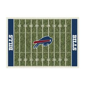 Buffalo Bills 8'x11' Homefield Rug