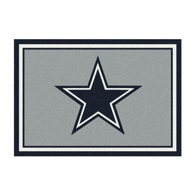 Dallas Cowboys 8'x11' Spirit Rug