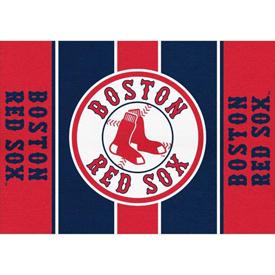 BOSTON REDSOX 8X11 VICTORY RUG