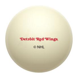 Detroit Redwings Cue Ball