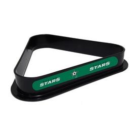DALLAS STARS PLASTIC 8 BALL RACK
