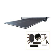 HB Home Tennis Table with Accessories