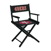 San Francisco 49Ers Table Height Directors Chair