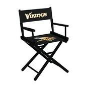 Minnesota Vikings Table Height Directors Chair