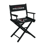 Atlanta Falcons Table Height Directors Chair
