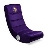 Minnesota Vikings Video Chair W/ Bluetooth