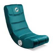 Miami Dolphins Video Chair with Bluetooth